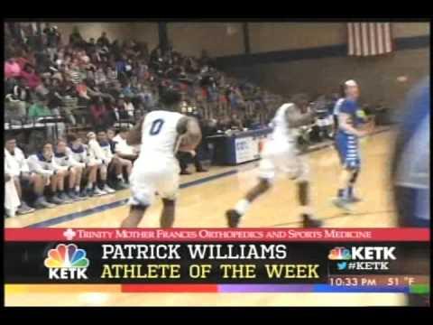 Athlete of the Week - Patrick Williams