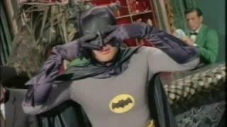 Batman inspires the PULP FICTION dance routine