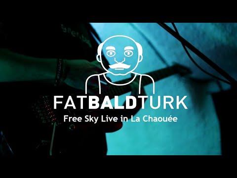 Fat Bald Turk - Free Sky