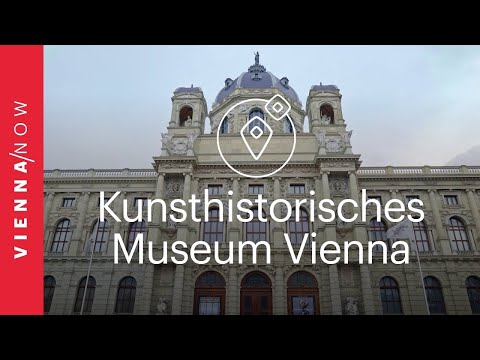 Kunsthistorisches Museum Vienna - VIENNA/NOW Sights