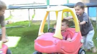 Charlie Bit Me - Driving Jasper