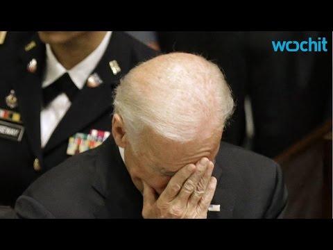 Joe Biden Attends Son Beau Biden