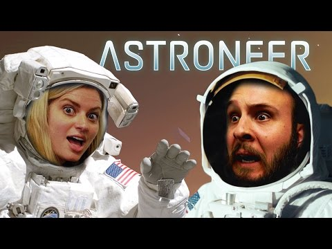 Make ASTRO-NUTS - Astroneer Gameplay Part 1 Images