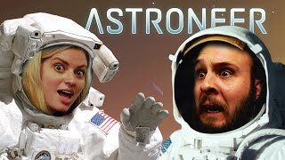 ASTRO-NUTS - Astroneer Gameplay Part 1 thumbnail