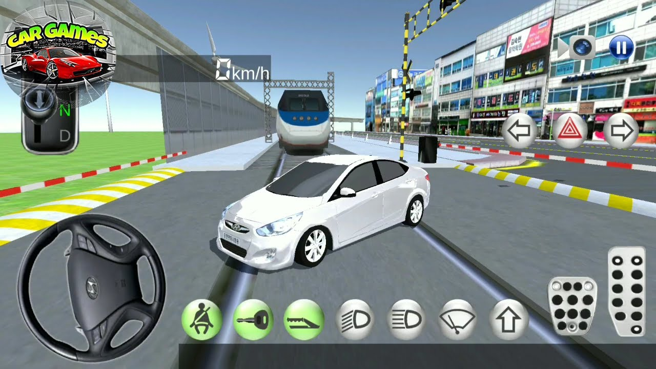 3d Driving Class 31 Best Car Games Android Gameplay Youtube