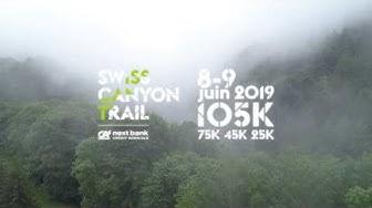 Swiss Canyon Trail 2019