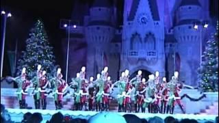 2002年11月22日東京ディズニーランド スパークリングクリスマス...