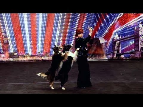 Donelda Guy - Britains Got Talent 2011 Audition