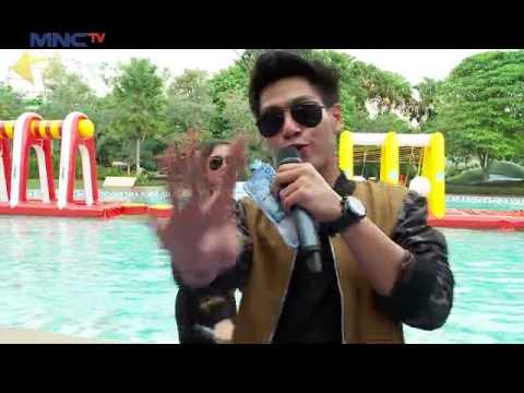 Tantangan Halilintar with Erica Putri dan Adelia Monthe  - Let's Get Wet (14/1)