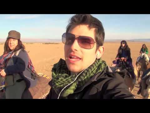 EXCURSION AL DESIERTO - Marruecos 7 - AXM