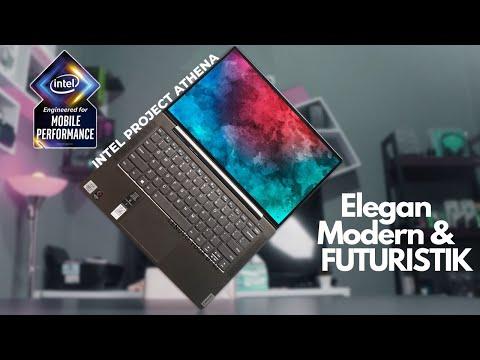Laptop Ini Gila! Tipis   Ringan   Kenceng   Tapi Baterainya Awet ..