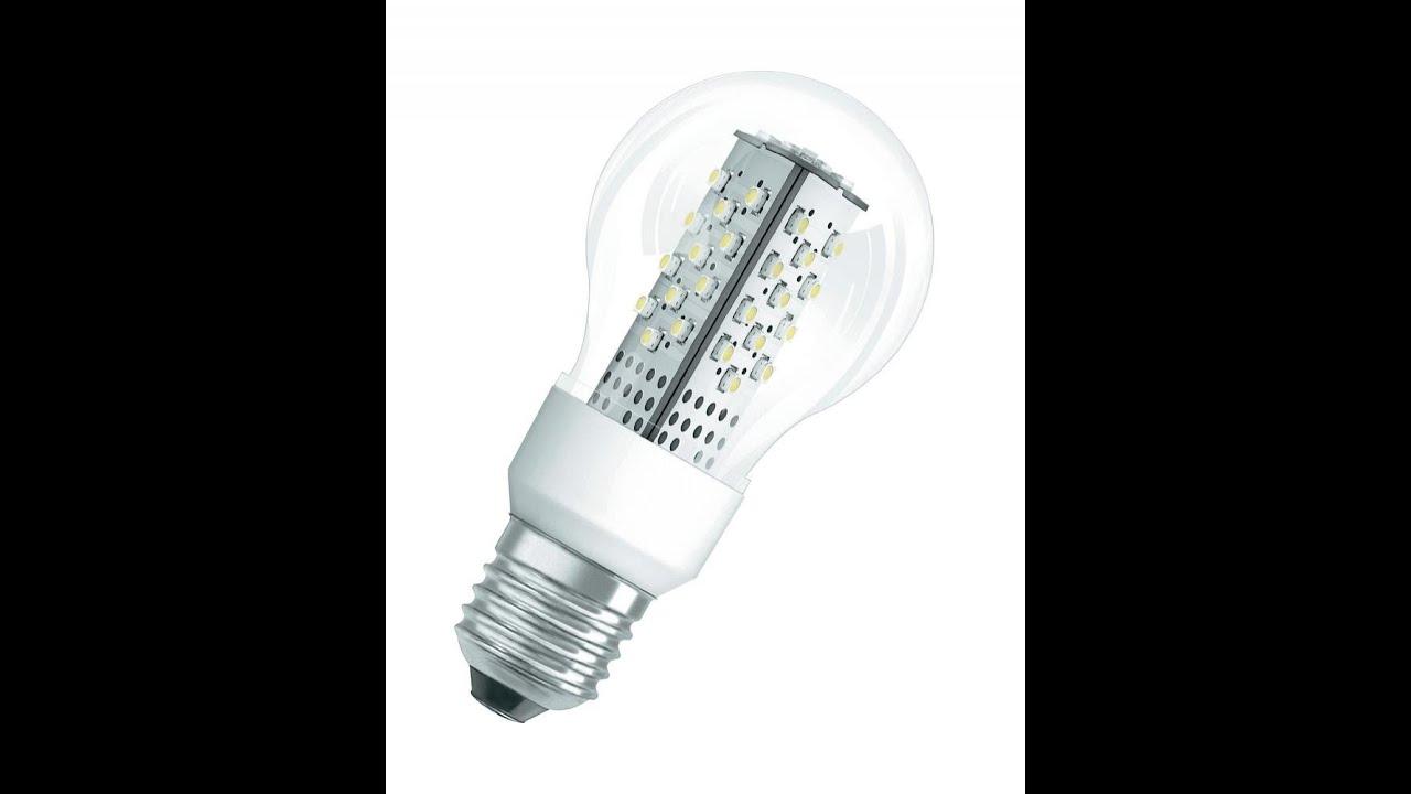 Stiftung Warentest: LED Lampen - Testsieger gegen andere Lampen ...