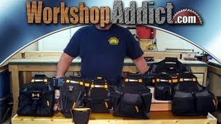Toughbuilt Cliptech Tool Belt Line Review