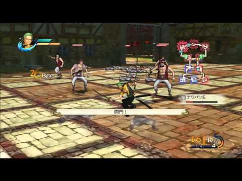 PS3 BLJM-60416 ワンピース海賊無双 アナザーログ ロロノア・ゾロ EPISODE 1 海賊「道化のバギー」