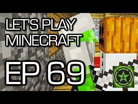 Let's Play Minecraft – Episode 69 – Quest for Horses Part 2