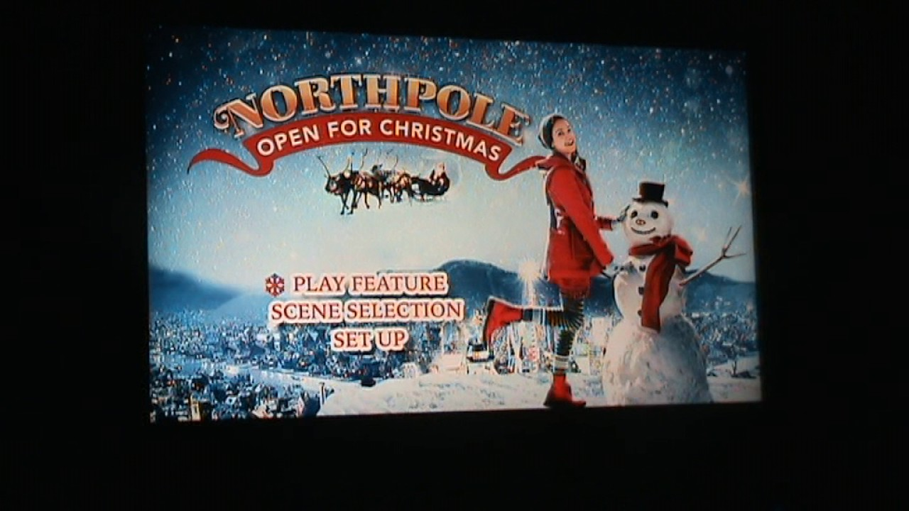 Opening to Northpole: Open for Christmas UK DVD (2016) - YouTube