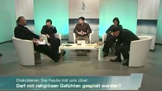 Aspekte des Islam - Meinungsfreiheit, Pressefreiheit und Künstlerfreiheit in Deutschland 2/3