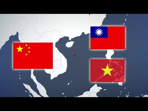 China calls U.S. warship near disputed island a 'provocation'