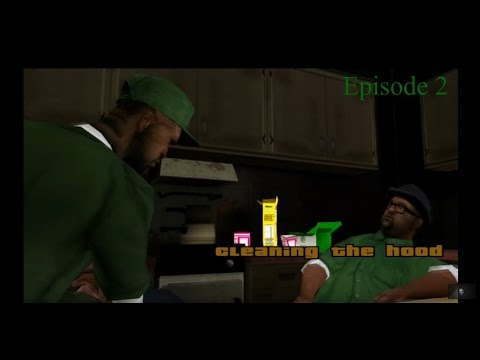 Episode 2 Haircut, Food, & Killing Gangsters