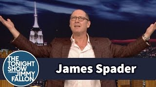 James Spader Uses His House Like a Giant iPod