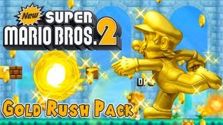 New Super Mario Bros. 2 - Coin Rush - Gold Rush Pack