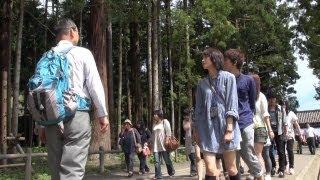 若い力による 英語なおもてなし -仙台コンベンション学生サポーター-