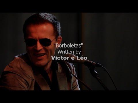 Borboletas - Victor e Léo cover by Serge Nikol & Etric Lyons Live