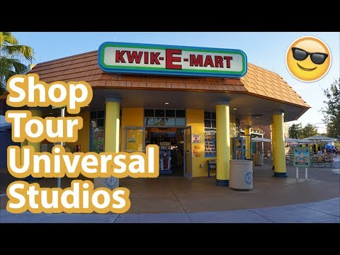 Must Visit Shops at Universal Orlando | Best Stores to Visit at Universal Studios Orlando | Top Six