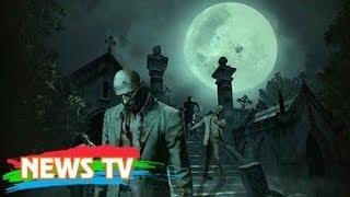 Lạnh gáy với những trường hợp Zombie sống ngoài đời thực