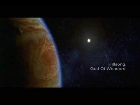 God of Wonders Hillsong Music Video