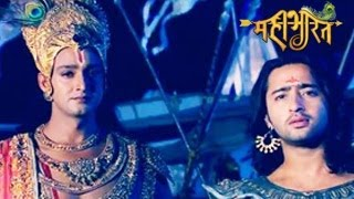 CELEBRATION TIME in Starplus Mahabharat 2nd June 2014 FULL EPISODE HD -- SPECIAL NEWS