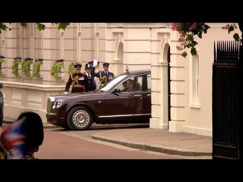La boda del príncipe Enrique y Meghan Markle, en números
