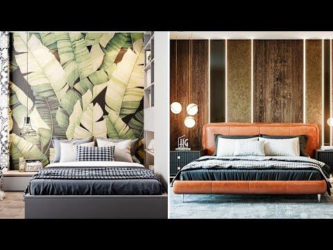 120 Modern Bedroom Wall Decorating Design Ideas Bedroom Wall Decor Design Interior Decor Designs Youtube