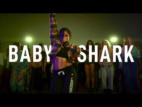 Maverick - Incredible Dance Routine To Baby Shark Remix