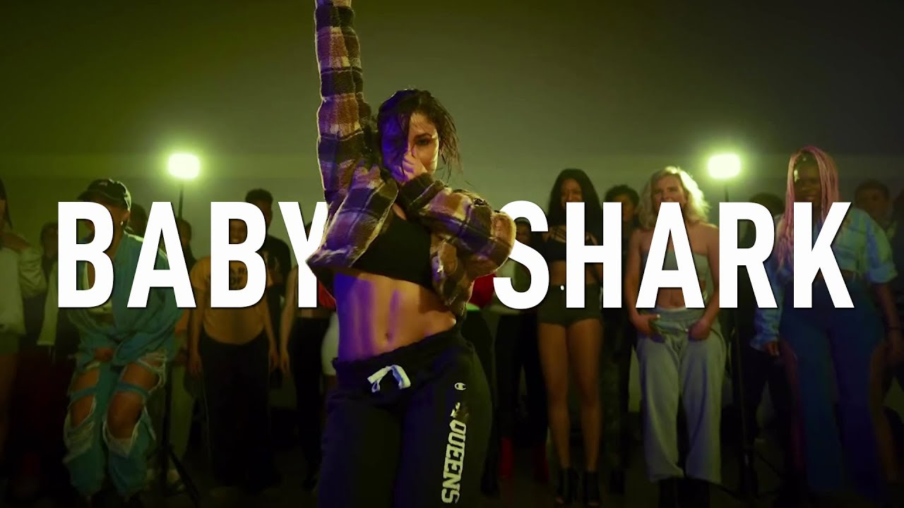 "Jade Chynoweth - ""Baby Shark"" | Aliya Janell Choreography"