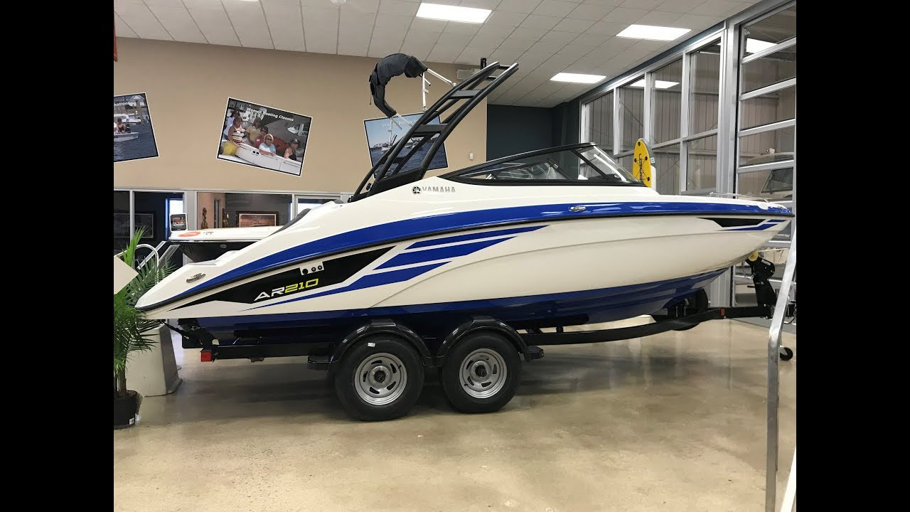 New 2018 yamaha ar 210 boat for sale near chicago by b e for 2018 yamaha jet boat