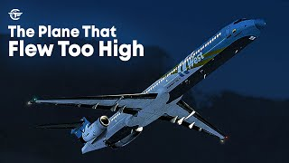 Falling from the Sky at Over 18,000 Feet per Minute | The Plane That Flew Too High