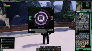 Star Trek Online Opening 280 infinity lock-boxes. (PC) (Live Server)