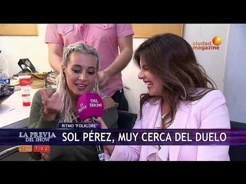 """Sol Pérez: """"Entre Laurita Fernández y Vico Dalessandro podría pasar algo"""""""