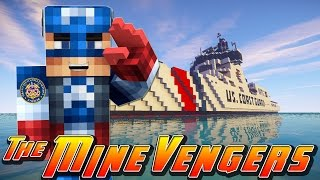 Minecraft Jobs - MineVengers - COAST GUARDS!! w/ Scuba Steve!
