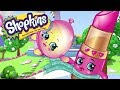 SHOPKINS Cartoon - Blustering Windy Day | Cartoons For Children