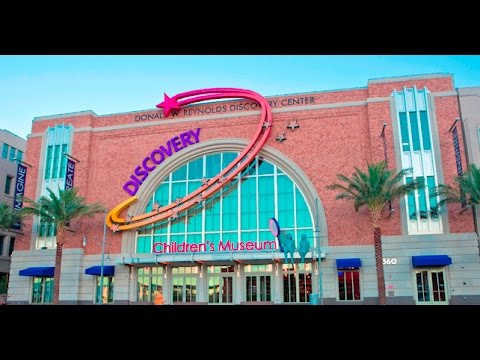 Discovery Children's Museum- Gala Fundraising Video