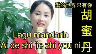 Lagu mandarin Ai de shi jie zhi you ni-愛的世界只有你