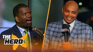 Rob Parker weighs in on Charles Barkley
