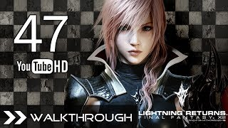 Lightning Returns Final Fantasy XIII Walkthrough Gameplay English - Part 47 Temple of the Goddess