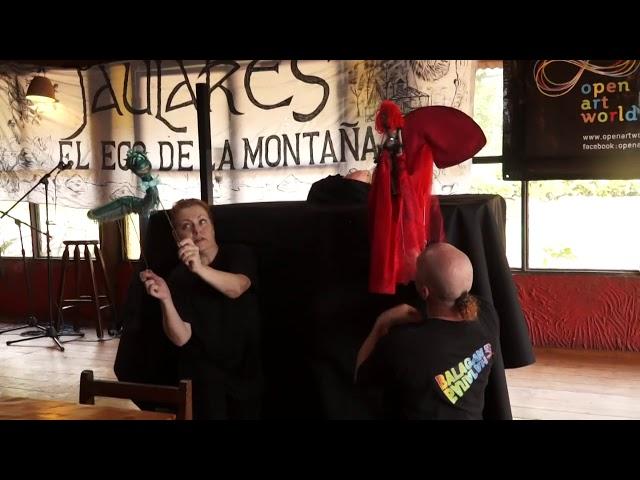 Balagan Art, Teatro Ruso en Latinoamerica - Rusia / Costa Rica