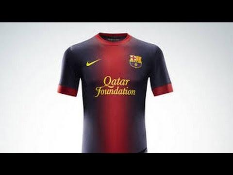 FC Barcelona ~ NEW KIT 2012/2013