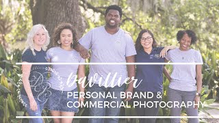 Lacy Davillier - Personal Brand & Commercial Photography