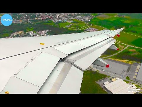 British Airways A320 Pushback, Taxi and Great Takeoff from Stockholm!