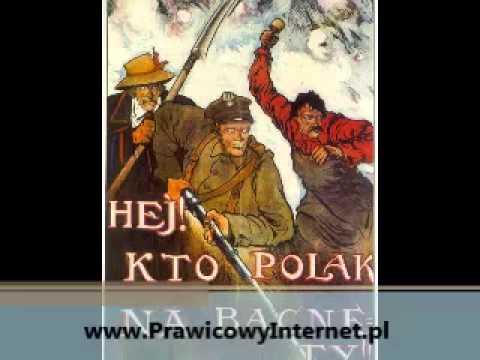Marsz, marsz Polonia, Nasz dzielny narodzie! Pieśń Patriotyczna